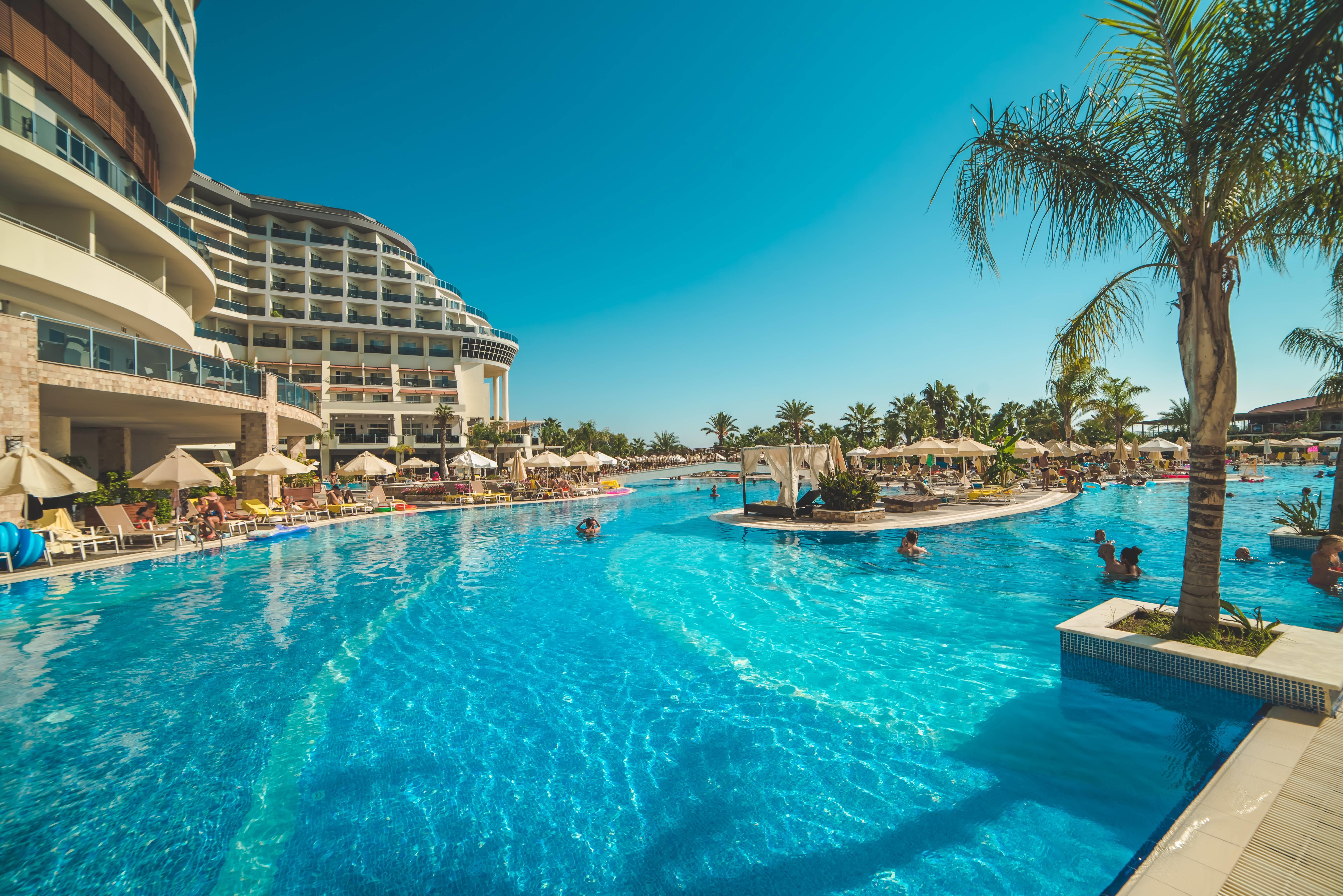 Sea Planet Resort & SPA 5* - hlavný vonkajší bazén
