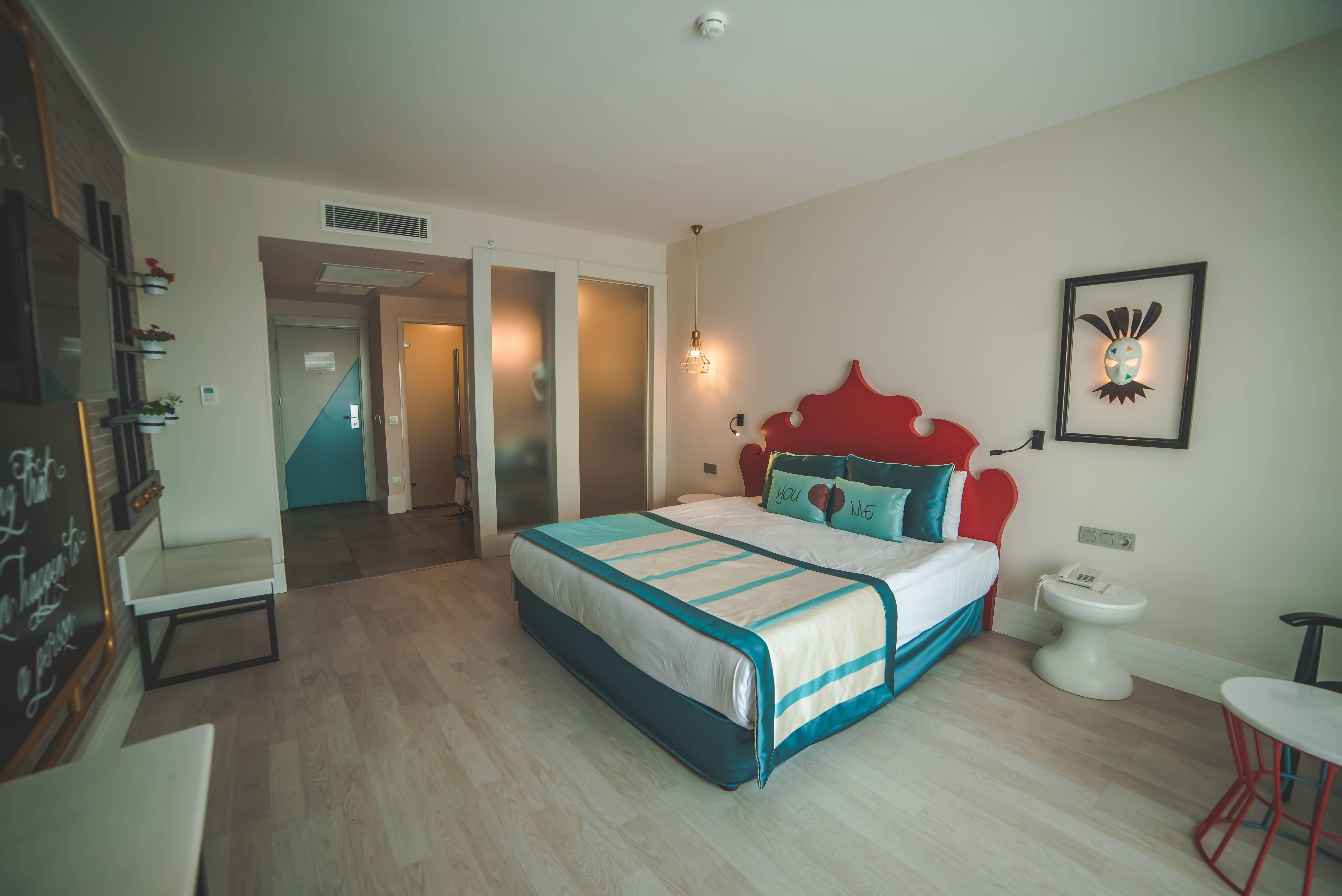 Seaden Valentine Resort & SPA 5* - izba