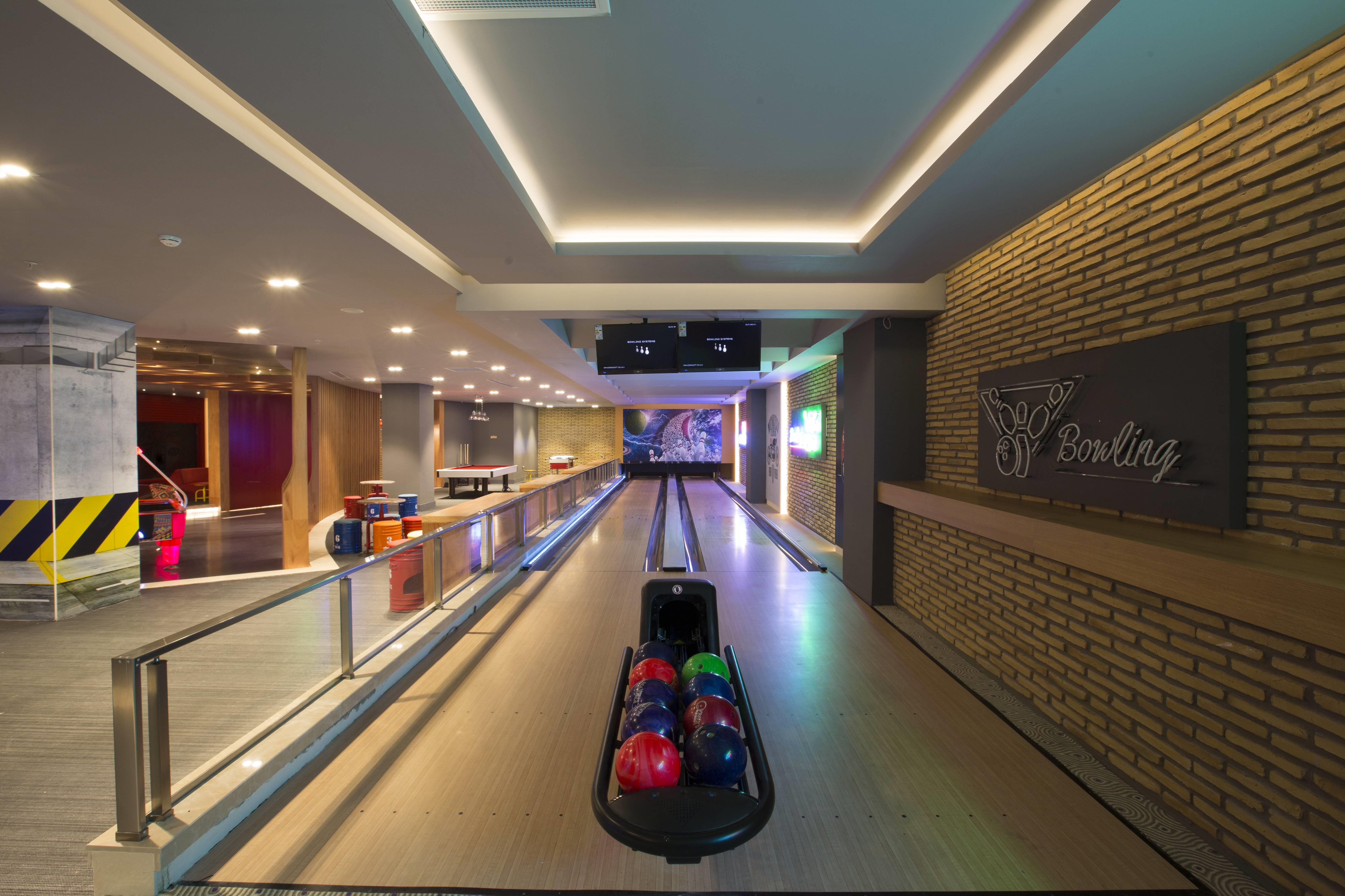 Sidemarin Beach & SPA 5* - bowling