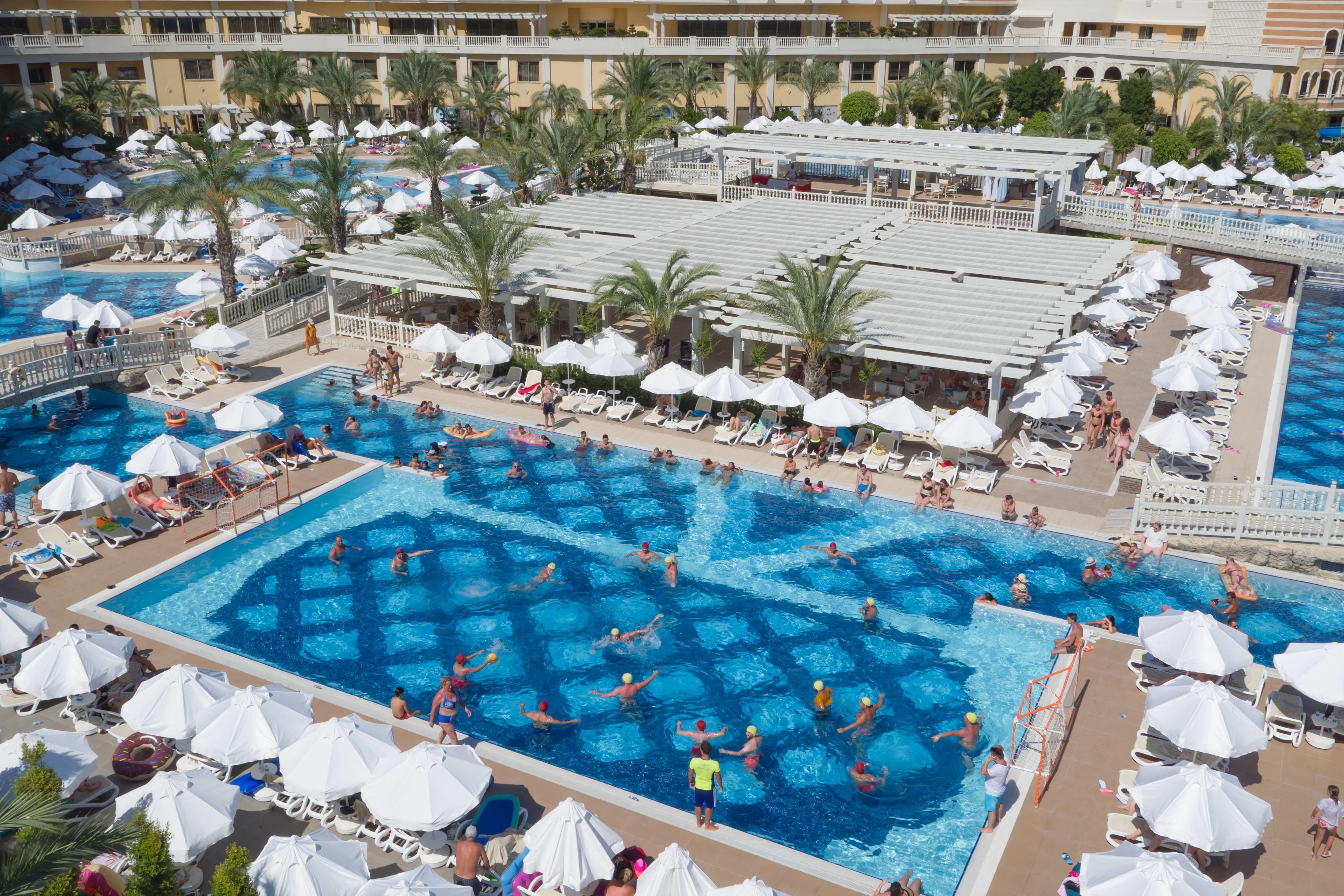 Royal Alhambra Palace 5* - bazén