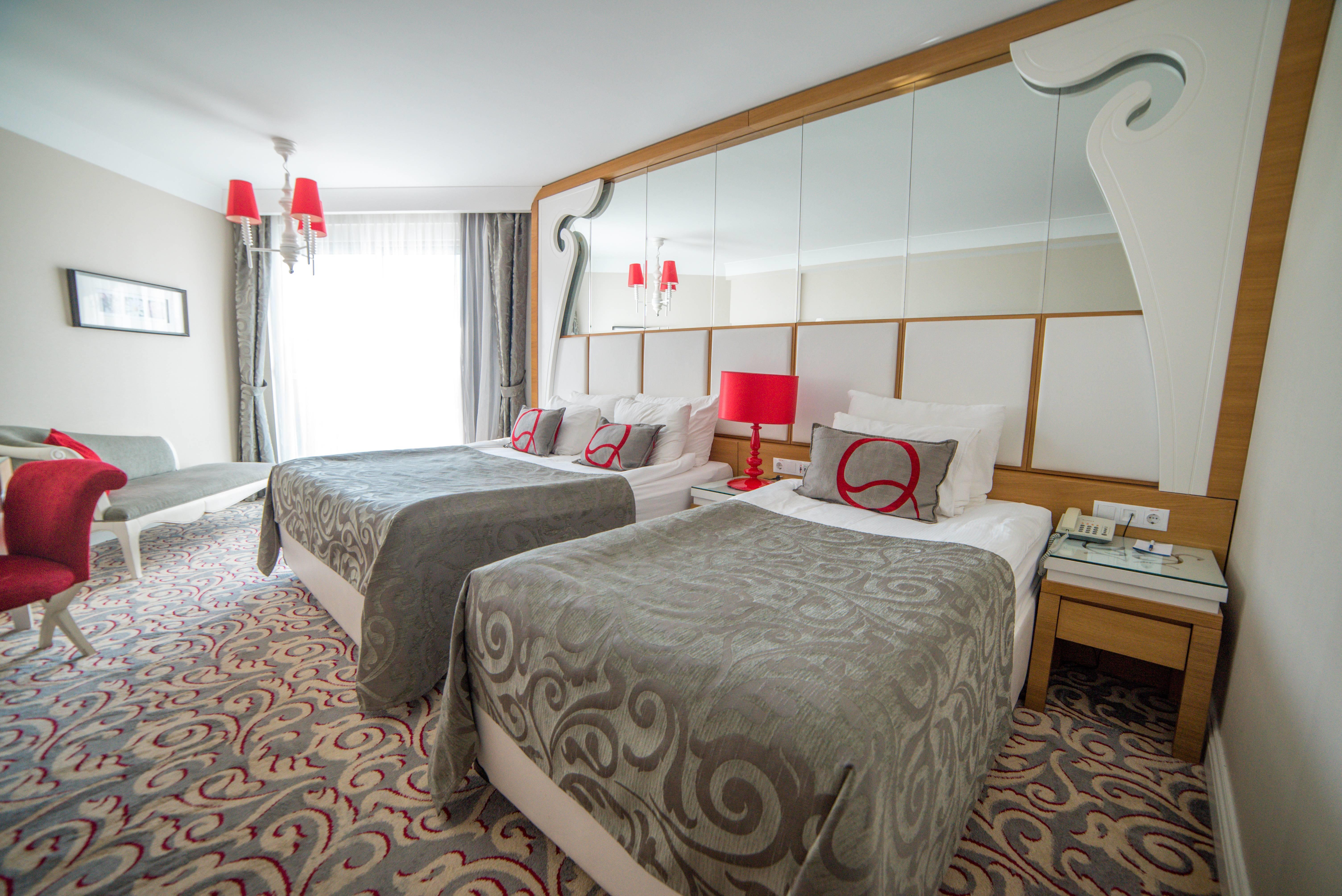 Q Premium Resort 5* - izba