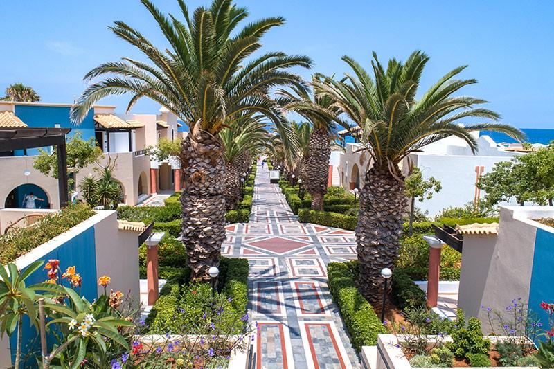 Knossos Royal Village 5* - areál