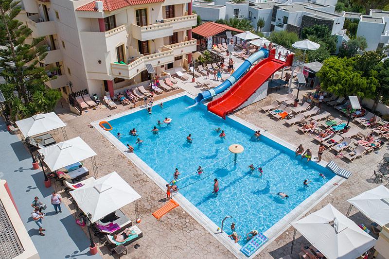 St. Constantin 5* - bazén