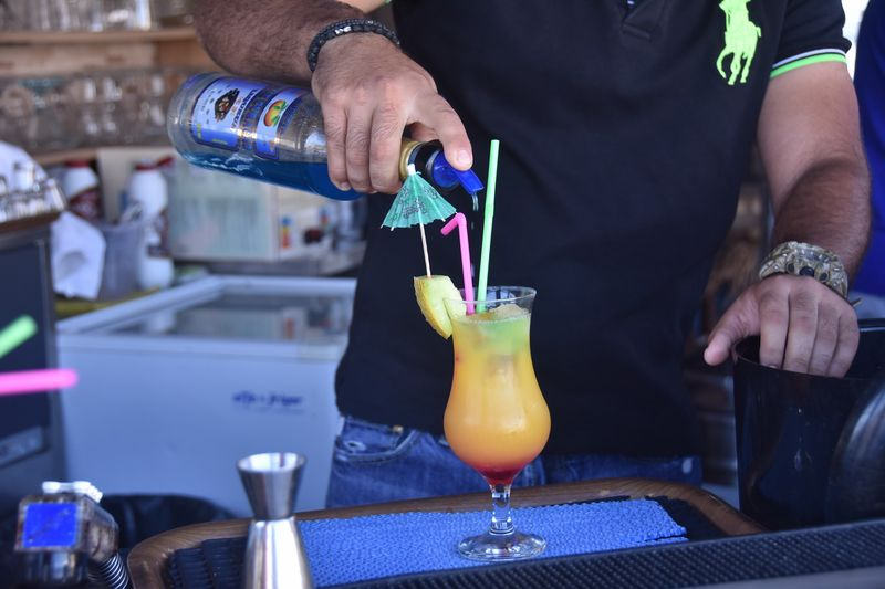 Kalia Beach Hotel 3* - bar