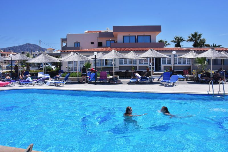 Kalia Beach Hotel 3* - bazén