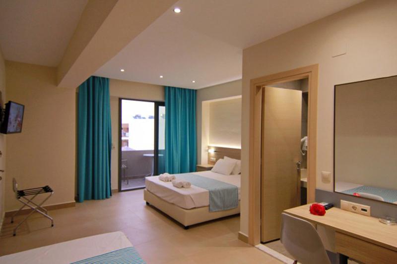 Kalia Beach Hotel 3* - izba
