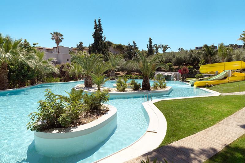 Capsis Elite Resort 5* - bazén