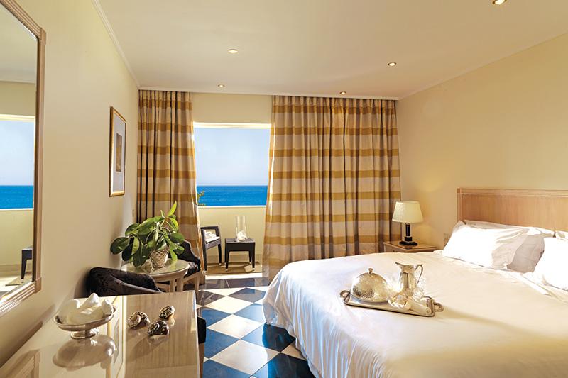 Capsis Elite Resort 5* - izba