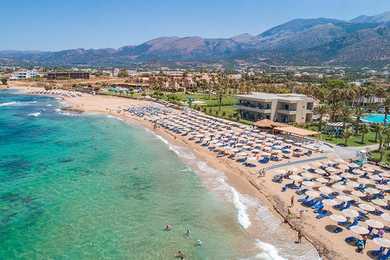 Sirens Beach Hotel & Village 4* - pláž