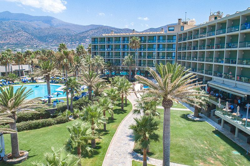Sirens Beach Hotel & Village 4* - areál