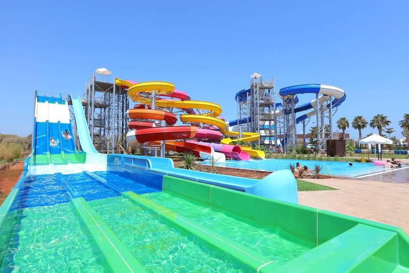 Concorde Luxury Resort & Casino 5* - aquapark