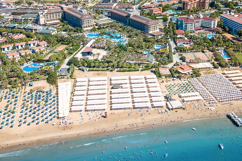 Kumköy Beach Resort & SPA 5˙