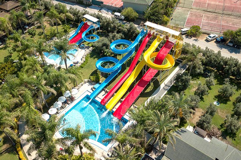 Kumköy Beach Resort & SPA 5˙ - aquapark