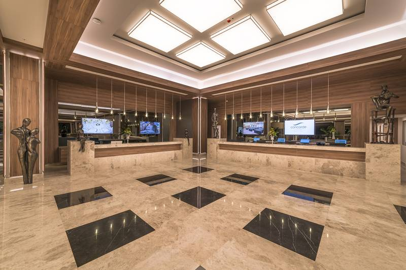 Concorde Luxury Resort & Casino 5* - lobby