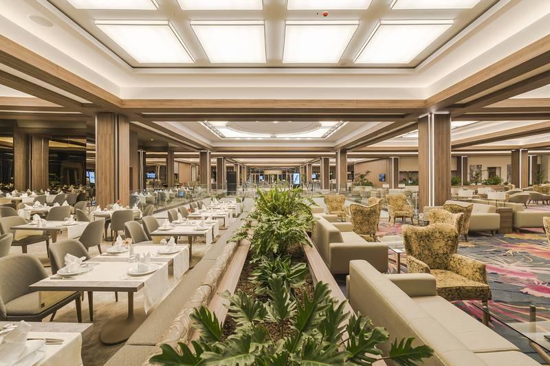 Concorde Luxury Resort & Casino 5* - reštaurácia