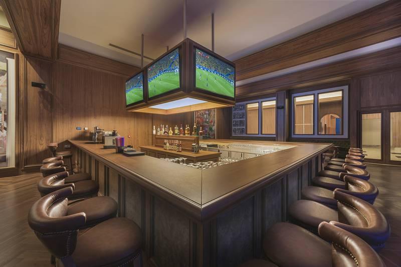 Concorde Luxury Resort & Casino 5* - bar