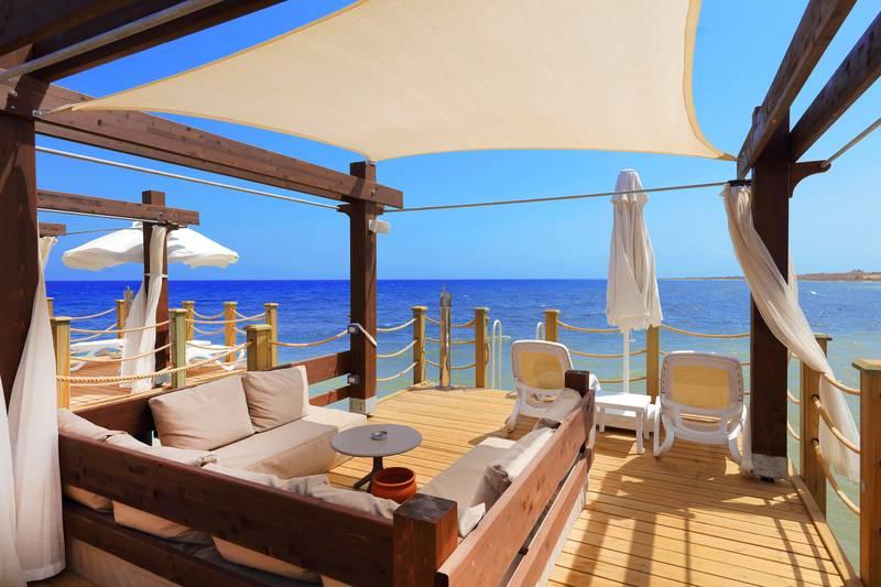 Concorde Luxury Resort & Casino 5* - mólo