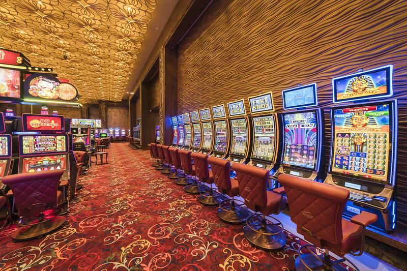 Concorde Luxury Resort & Casino 5* - kasíno