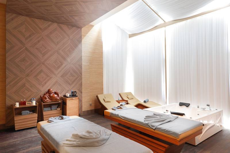 Concorde Luxury Resort & Casino 5* - SPA/wellness