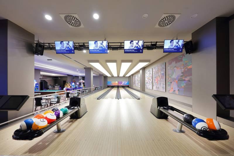 Concorde Luxury Resort & Casino 5* - bowling