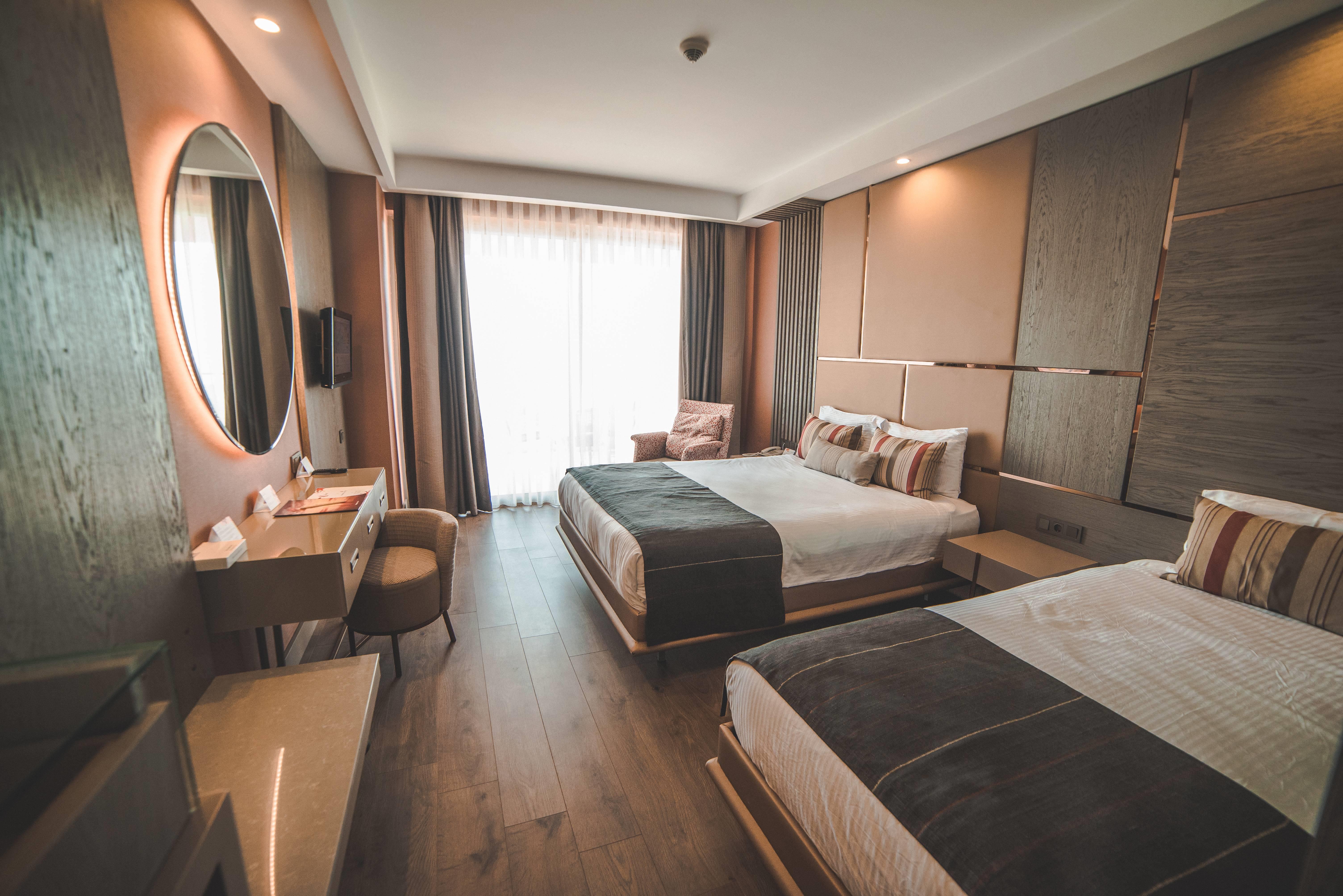 Arycanda De Luxe 5˙ - izba
