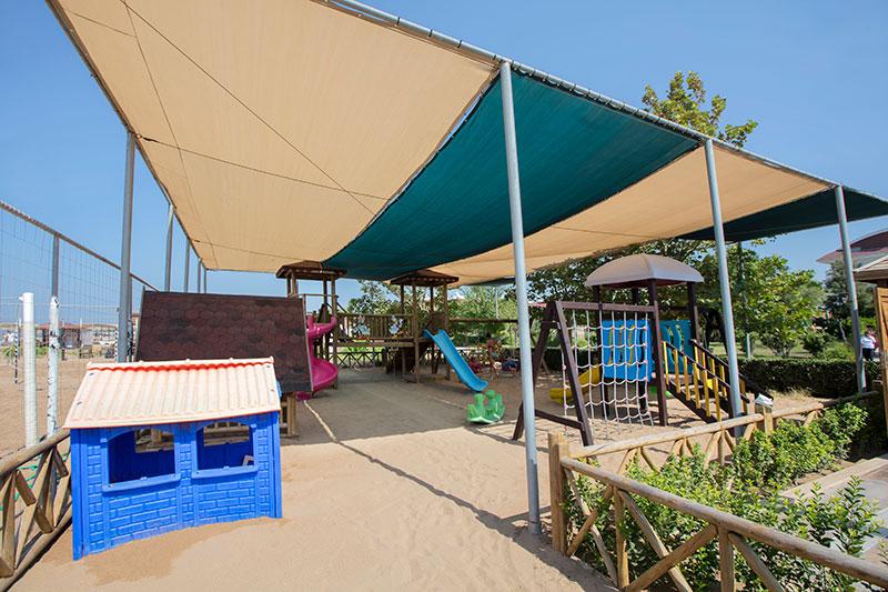 Trendy Verbena Beach 5* - detské ihrisko