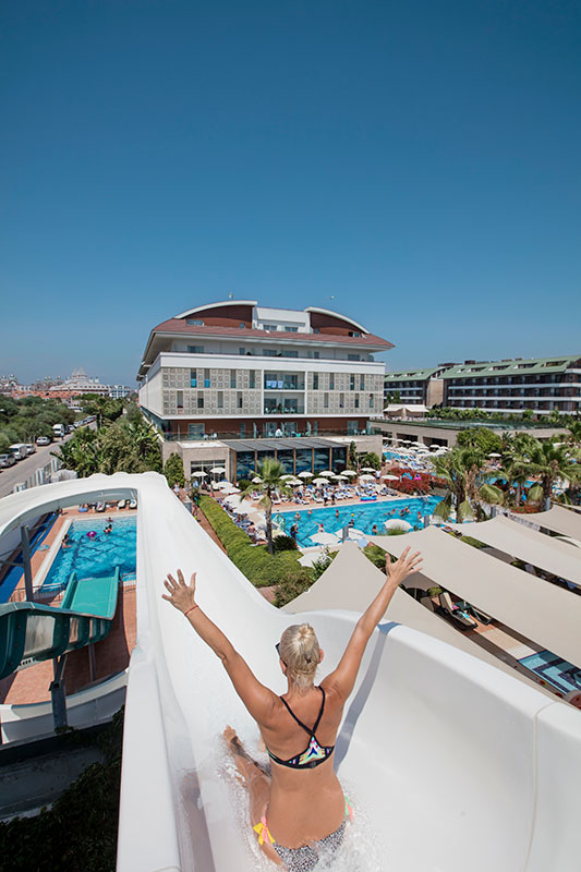 Trendy Verbena Beach 5* - aquapark