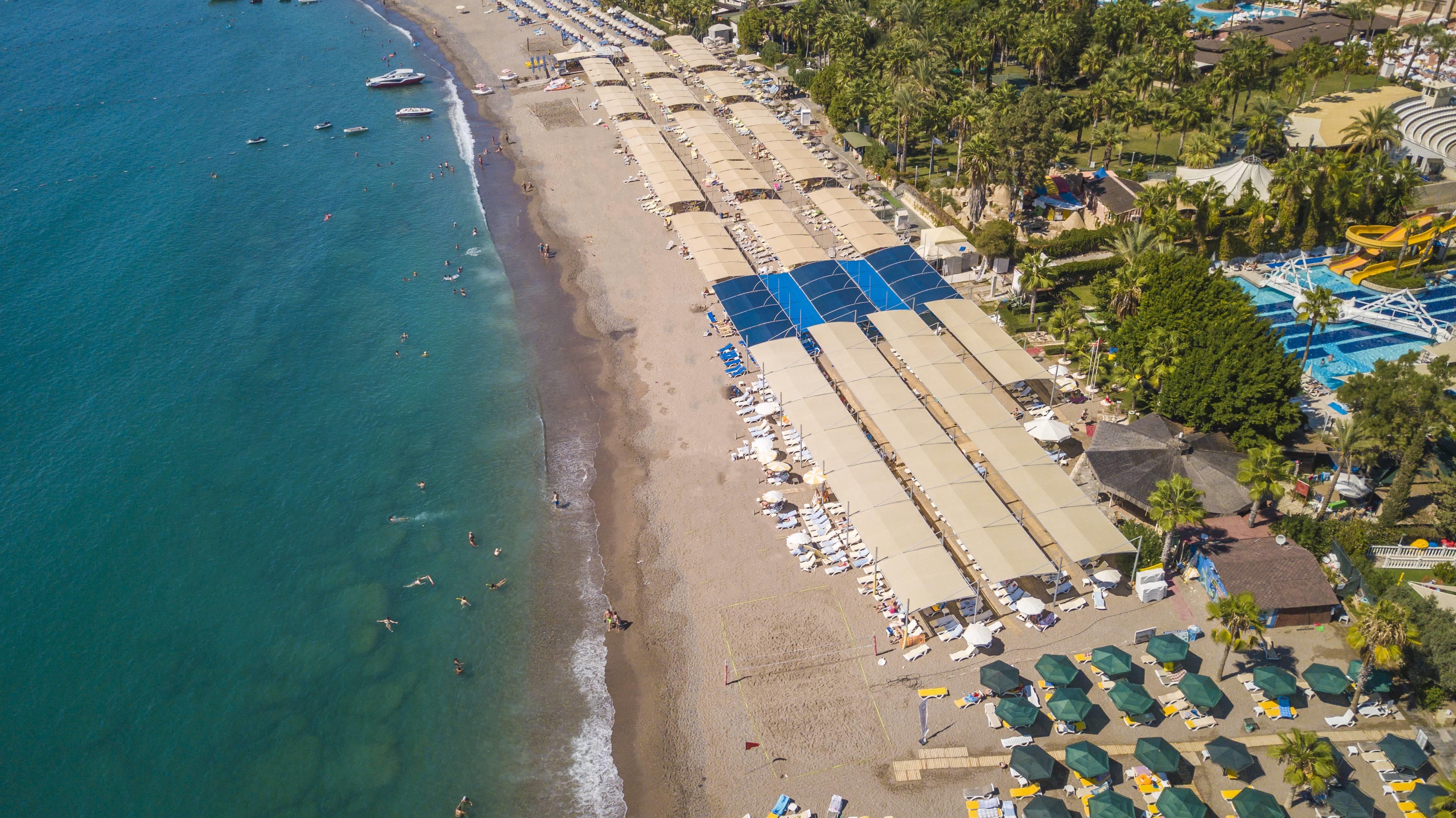 Leodikya High Class 5* - pláž
