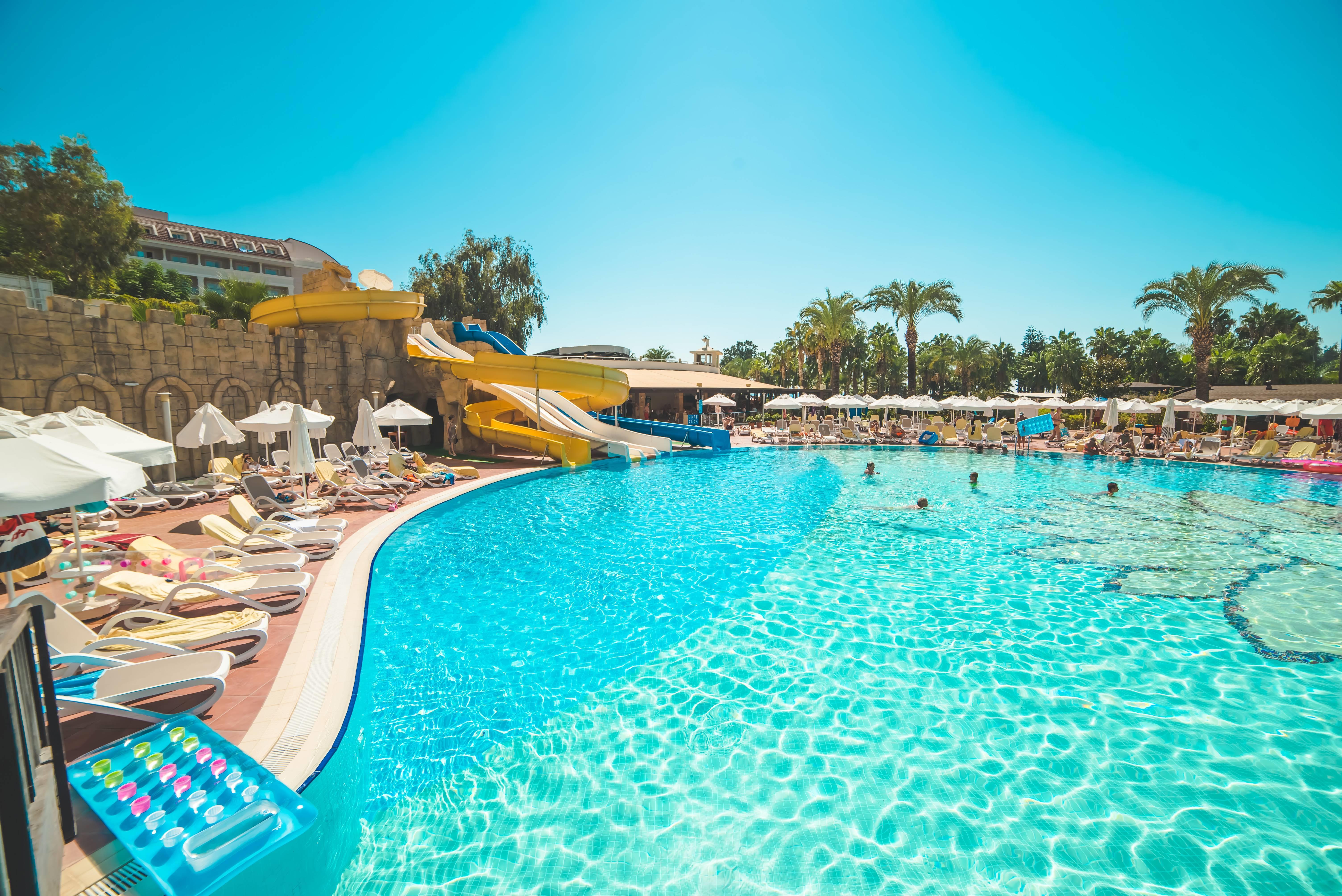 Leodikya High Class 5* - bazén