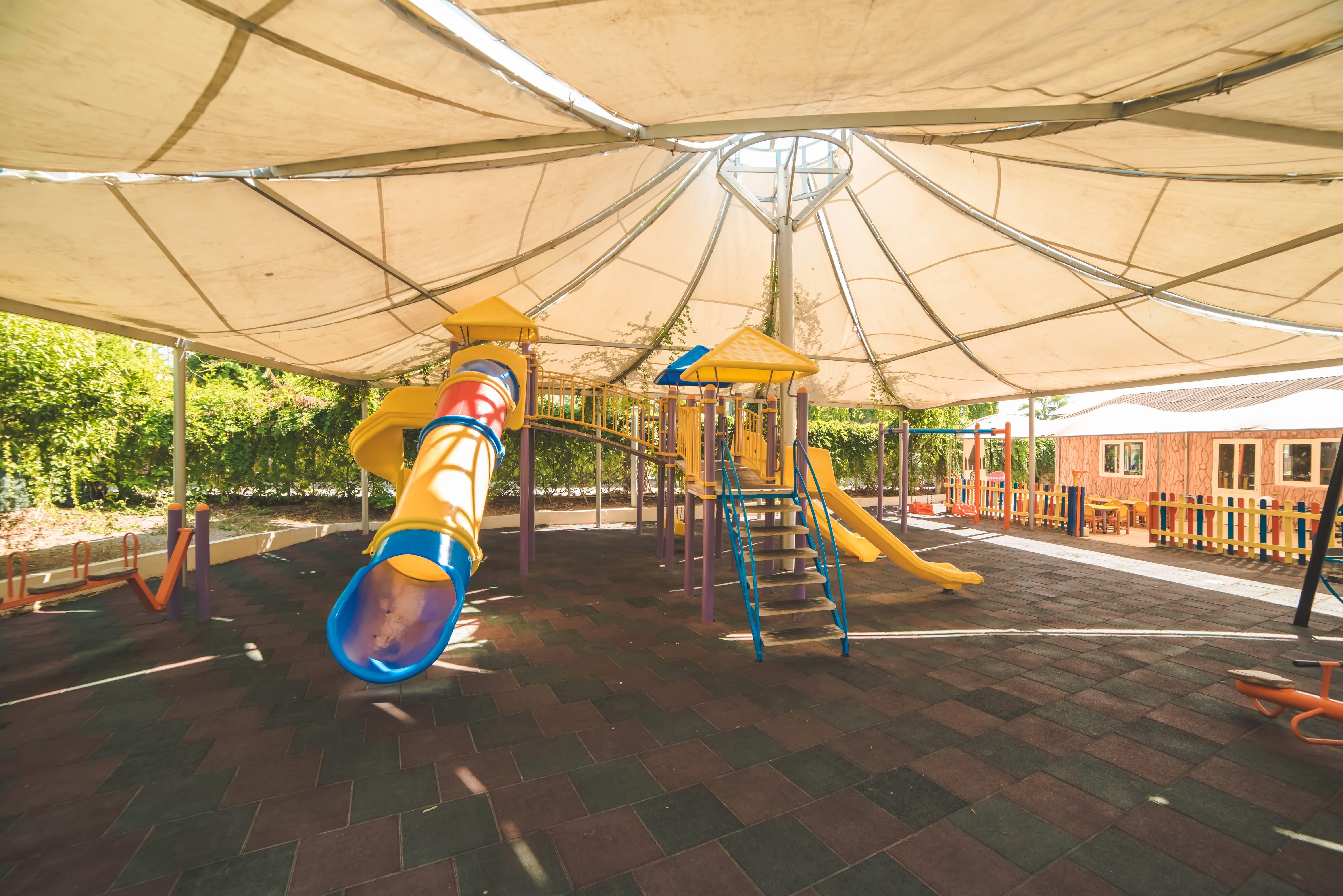 Leodikya High Class 5* - detské ihrisko