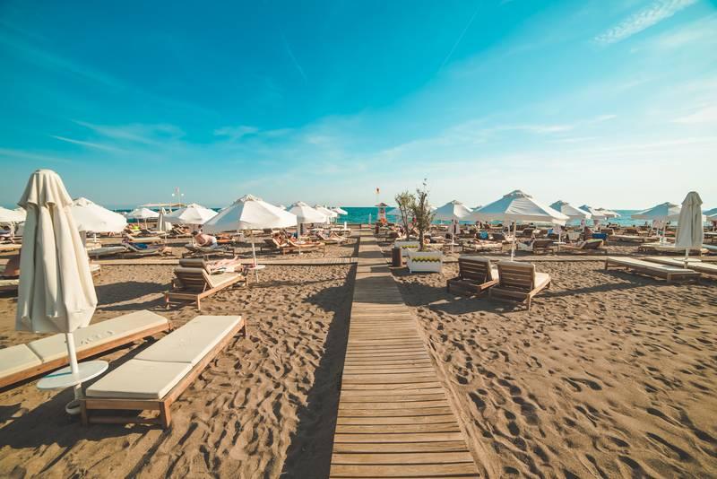 Lara Barut Collection 5* - pláž