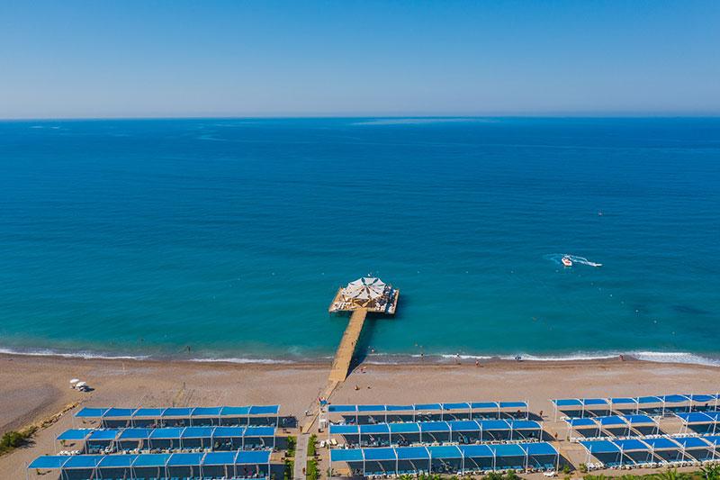Sea Planet Resort & SPA 5* - pláž