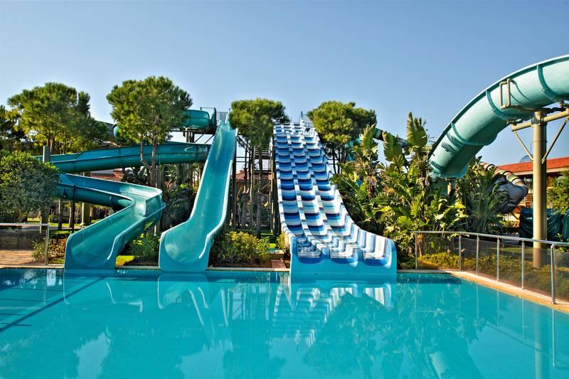 Gloria Golf Resort 5˙ - aquapark