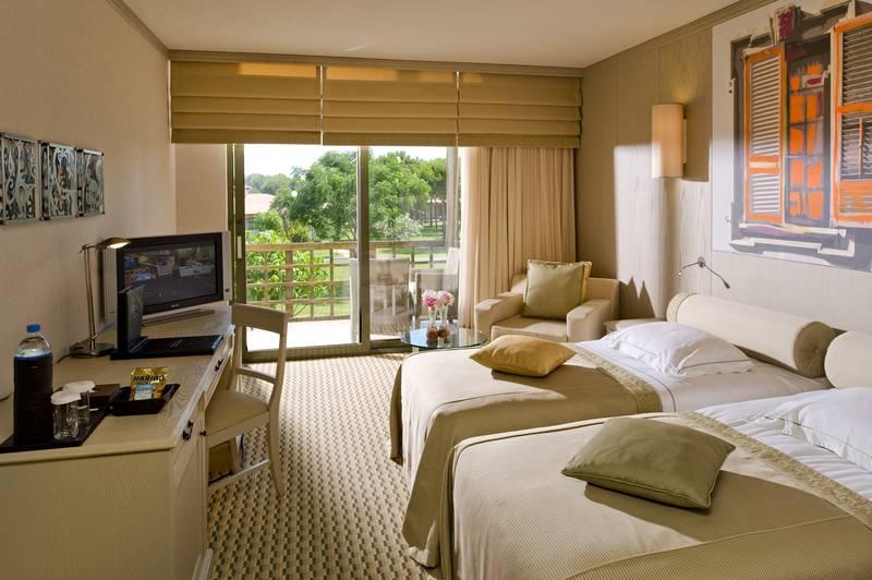 Gloria Golf Resort 5˙ - izba