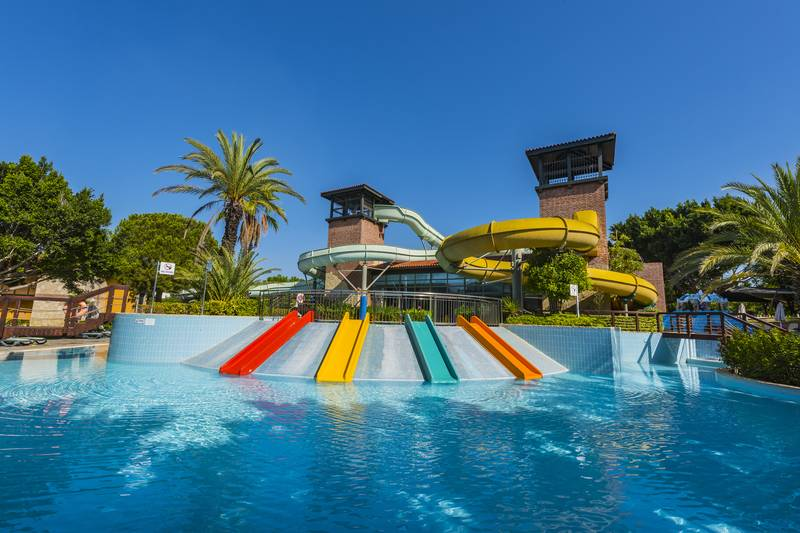 Gloria Golf Resort 5˙ - detský svet