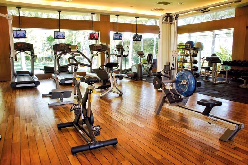 Gloria Golf Resort 5˙ - fitnescentrum