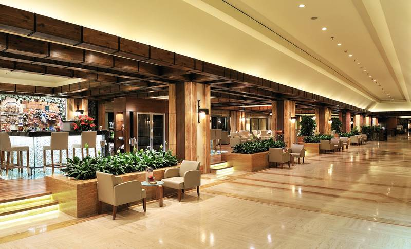 Gloria Golf Resort 5˙ - bar