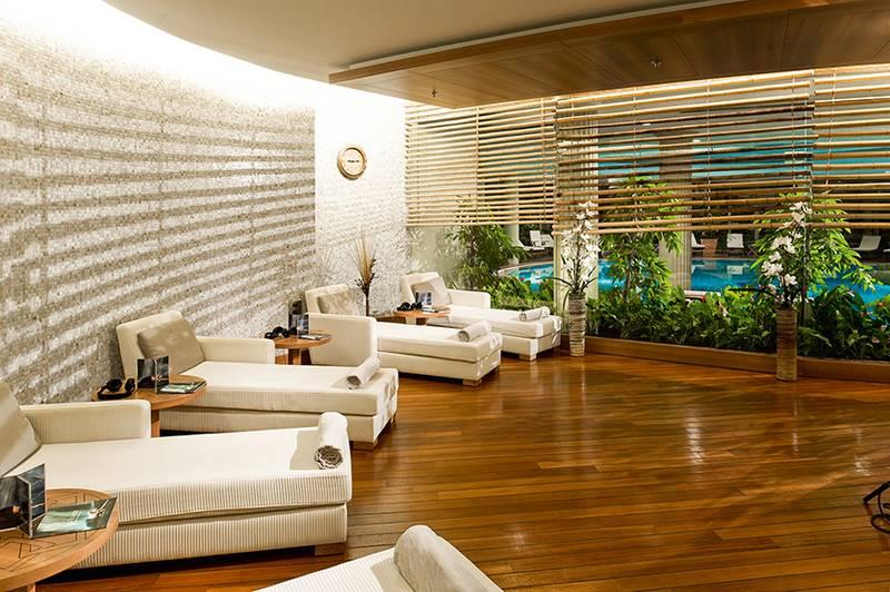 Gloria Golf Resort 5˙ - SPA/wellness