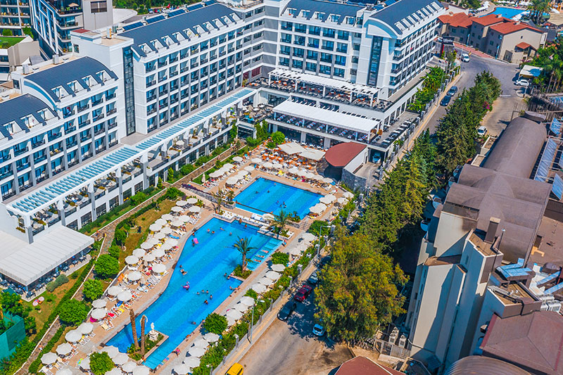 Seaden Valentine Resort & SPA 5*