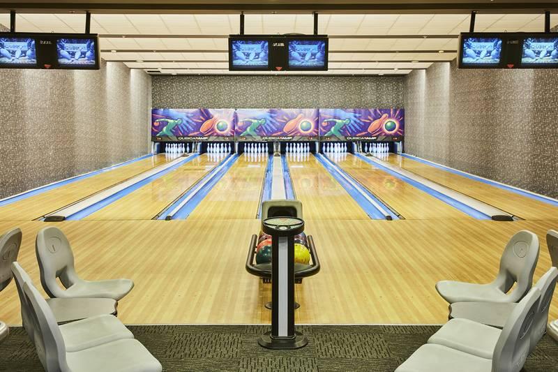 Gloria Golf Resort 5˙ - bowling