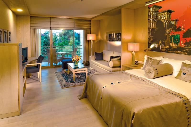 Gloria Serenity Resort 5˙ - izba