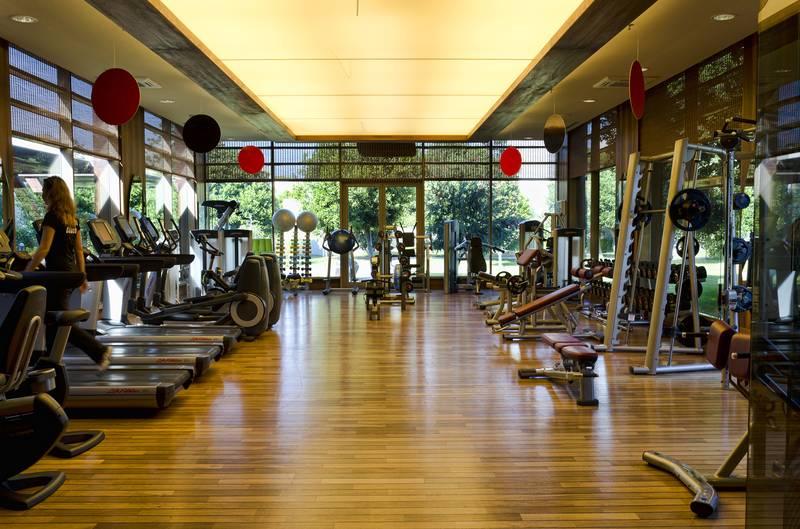Gloria Serenity Resort 5˙ - fitnescentrum