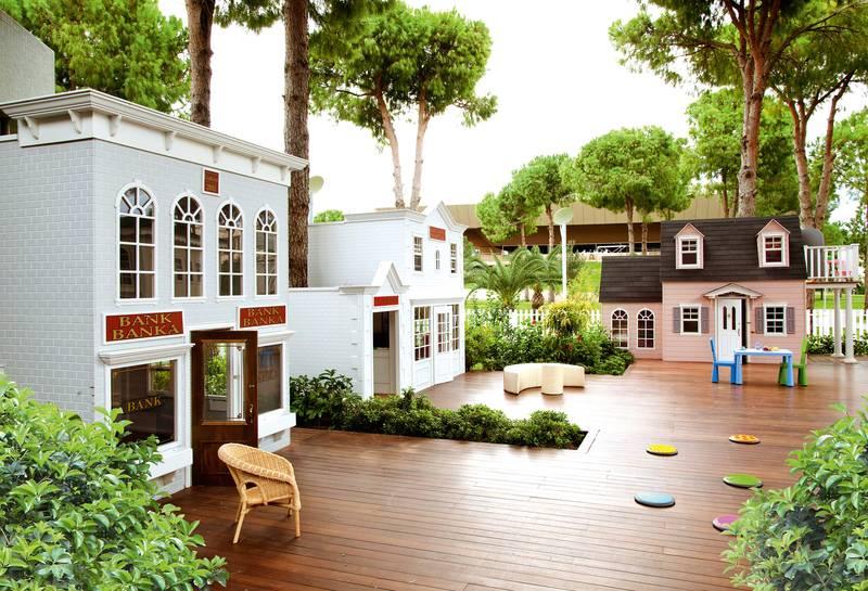 Gloria Serenity Resort 5˙ - miniklub