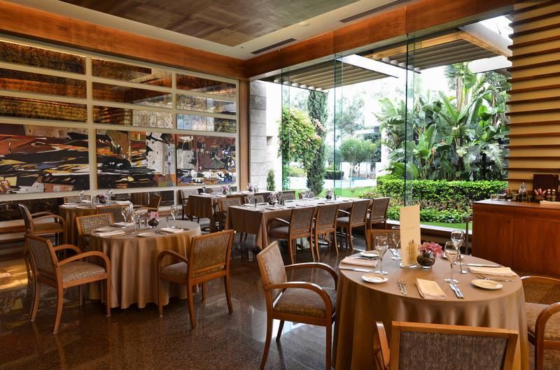 Gloria Serenity Resort 5˙ - reštaurácia
