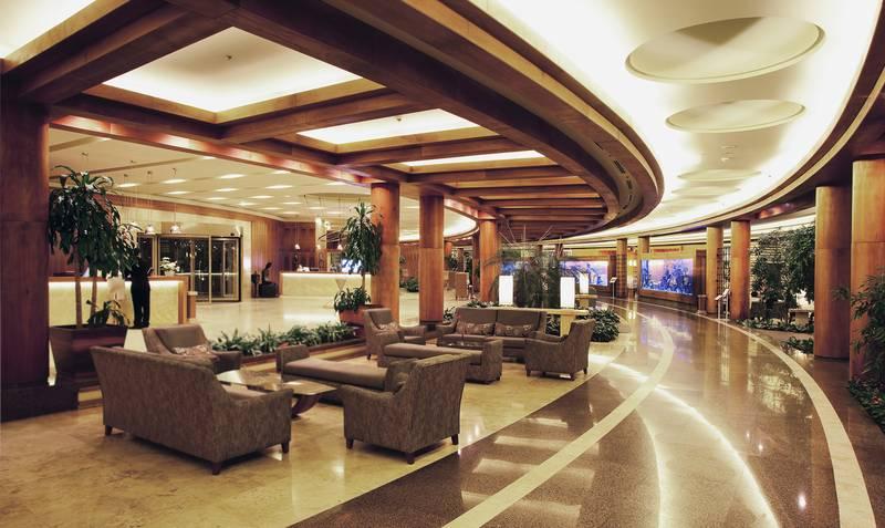 Gloria Serenity Resort 5˙ - lobby bar