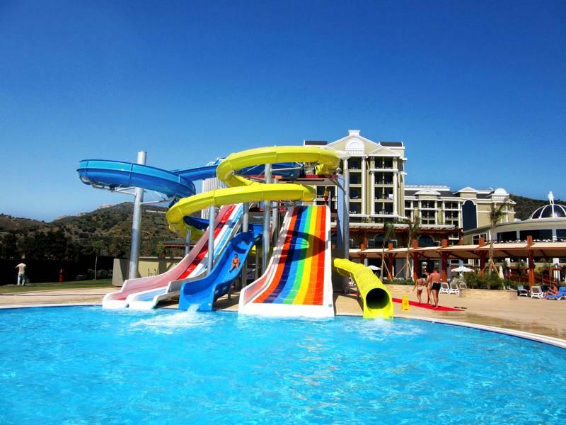 Efes Royal Palace Resort & SPA 5˙ - aquapark