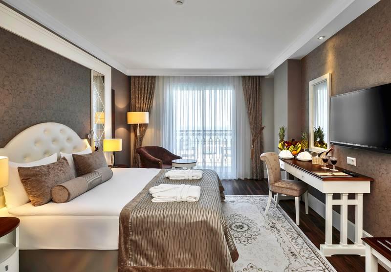 Efes Royal Palace Resort & SPA 5˙ - izba