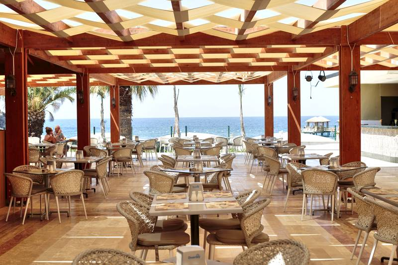 Efes Royal Palace Resort & SPA 5˙ - reštaurácia