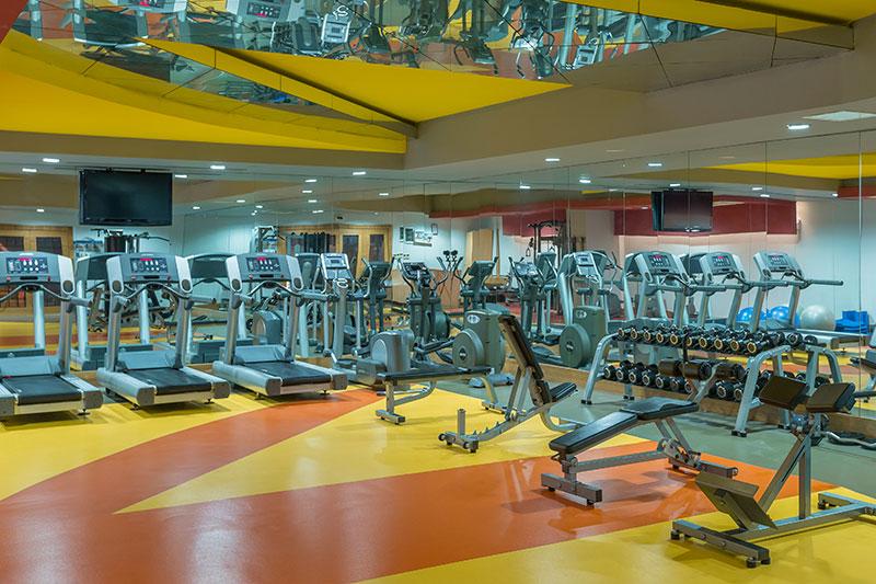 Royal Dragon 5* - fitnescentrum