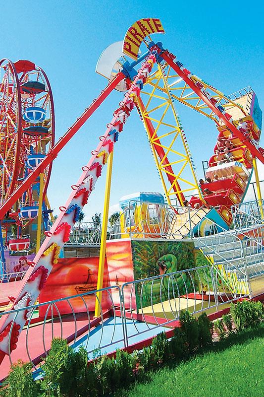 Royal Dragon 5* - lunapark